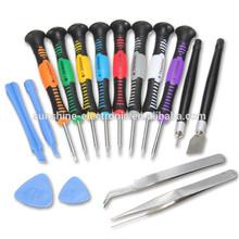mobile repairing tool kit repair opening tools kit laptop tool kit For iPhone6 6plus 5S 4 4S