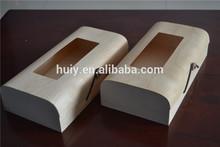 FSC high quality balsa wood box