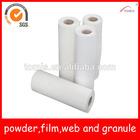 PES/copolyester hotmelt adhesive membrane