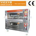 Aprovado pela CE gás francês forno de cozimento de pão