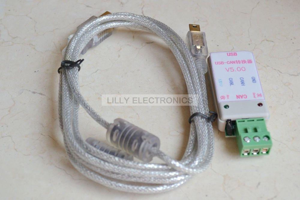 Usb-can USB для can-bus