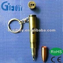 Mini Bullet Shaped Laser Flashlight Light Pen