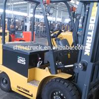 Chinese mini 2.5 ton battery forklift truck/Reach battery forklift