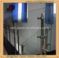 Decorativos de pared de vidrio paneles, Vidrio templado paneles de la cerca, Corredera de cristal separadores de ambiente de qingdao