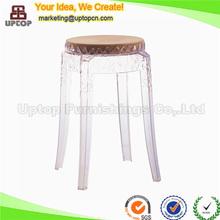 Modern used plasitc clear lucite acrylic bar stool (SP-AC235)