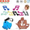 новый дизайн kean силикон ёевательную бак игрушки для ребенка режутся зубы/еды ребенка teether с одобрение fda