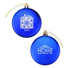 Wholesale Christmas Decorations Promotional Glass Ornament