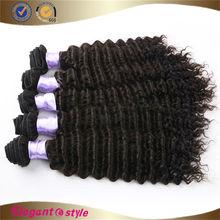 Brazilian deep curl brazilian human hair extensions,cheap brazilian hair bundles