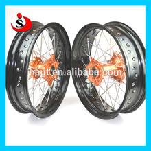 KTM SXF350 300 400 Supermoto Wheel For Motorcycle / Motorbike