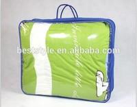 2015 hot sale plastic pillow bag pvc quilt bag