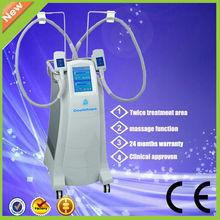 Joyful tech innovative design and massage function, freeze cryolipolysis machine