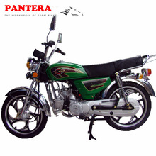 PT70 Max Speed 60KM per Hour Multiplate Wet Clutch Electric Start Motorcycle 50cc