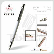quality metal retractable ballpoint pen CB1215