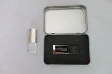 8gb pendrive Acrylic usb bulk 1gb usb flash drives