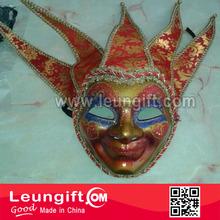 fashion show Venetian masquerade Italy mask manufacture