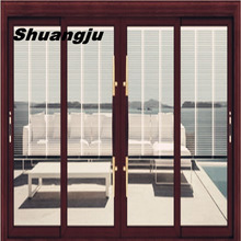 double glazing sliding door made in China