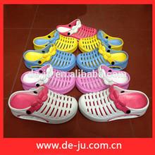 Silk Fabric Strap Beautiful Sole Printing Sandals No Heel Sandals
