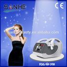 SRF-4 rf fractional portable for skin rejuvenation device/rf fractional portable machine