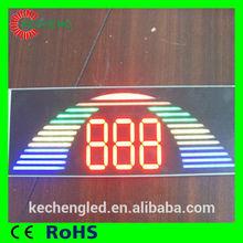 2014 latest type Rohs & CE new car accessores 12V/24V led digital safe light /safe truck led lights