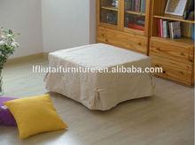 square bean bag Ottoman Pouf Footstool