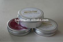 malaysia popular fruit smell hair wax gel wholesale supplier
