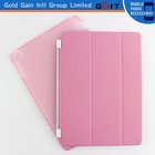 Wholesales Manufactory Price Flip Case Cover for iPad 2/3/4