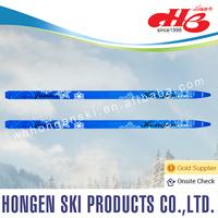 Cross country softer ski for kids--Snowflake design