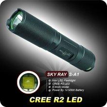 Mini CREE LED Flashlight - Corrosion resistant