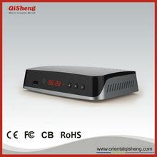 Decoder for SD MPEG4 DVB-T tuner