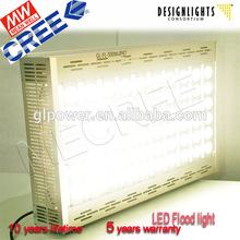 football tunnels reflector led 500w adjustable wall bracket angle light