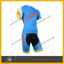 Livelywear--100% polyester*Coolmax bike uniforms ,Manufacture bike wear bike clothes,Mountain bike cycling top