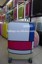 3pcs set hard shell luggage