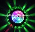 Fabricação de baixo custo idéias sobre 3 pcs 3 w luzes de discoteca espelho bola, Led disco ball