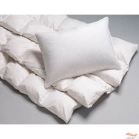 wholesale cheap duck feather and down king size comforter bedding set