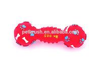 2014 wholesale hot-selling Vinyl dog toy pet vinyl toy