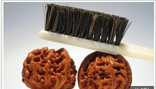 hair sweep brush/ wooden horse brushes/ hand sweeping brush