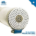 bare conductor 1113 mcm ACSR/AS(Aluminum Clad Steel Wire Reinforced) Bluejay conductor price