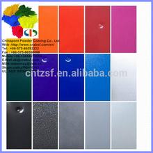 polyester electrostatic powder coat