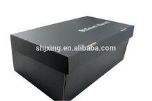 high quality custom shoe box packaging