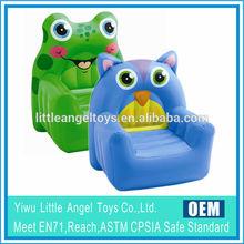 New Design Inflatable Promotion sofa Inflatable Animal sofa Kids sofa