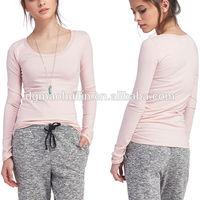 online shopping india good price ladies long sleeve scoop tee