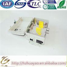 fiber optic distribution box/Wholesale cheap price optical display tray/24 port fiber optic splice tray