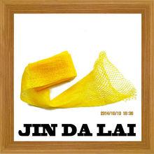 JDL orange apple packaging hot selling orange mesh plastic bag