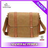2015 custom canvas bags fashion cross body traveling bag in china