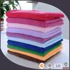 wholesale 100% microfiber 40*40 cm quick dry good quality towel