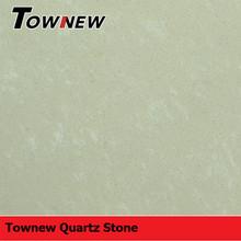 Marble like series apricot quartz stone slab