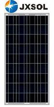 low price 150 watt poly solar panel