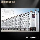 2014 China factory price manual slide gates for school