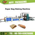 china pan avanzada envolver la bolsa que hace la máquina