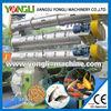 YONGLI MACHINE / floating fish feed pellet machine